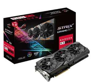 Carte graphique Asus ROG Strix Gaming RX580 DirectCU III OC - 8 Go