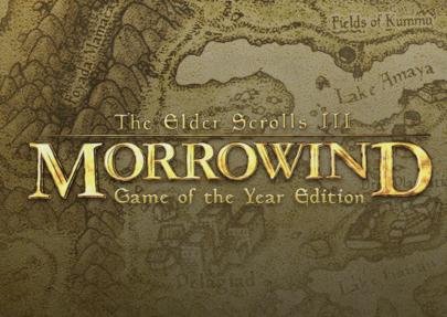 The Elder Scrolls III: Morrowind GOTY Edition sur PC (Sans DRM)