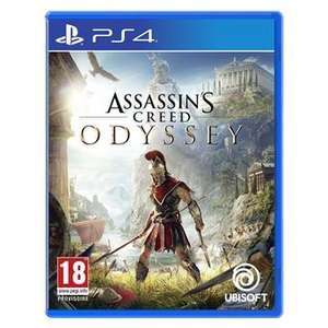 Assassin's Creed Odyssey sur PS4 et Xbox One
