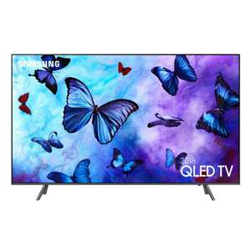 "TV QLED 49"" Samsung QE49Q6FN - UHD 4K, HDR, Smart TV, dalle VA"