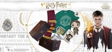 [Abonnés] Wootbox Harry Potter - 5 Articles Officiels dont 1 T-Shirt (Taille au choix)