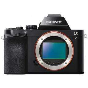 Appareil photo hybride Sony Alpha 7 Boitier Nu