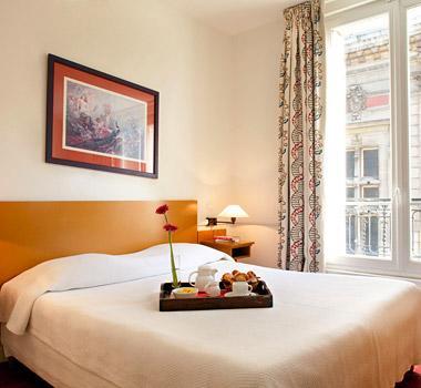 Nuit à l'hôtel la manufacture *** à Paris avec petit déjeuner inclus  pour 2 personnes