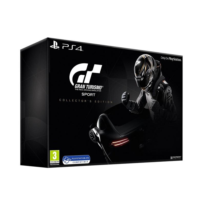 Gran Turismo Sport Edition Collector sur PS4 (via application)