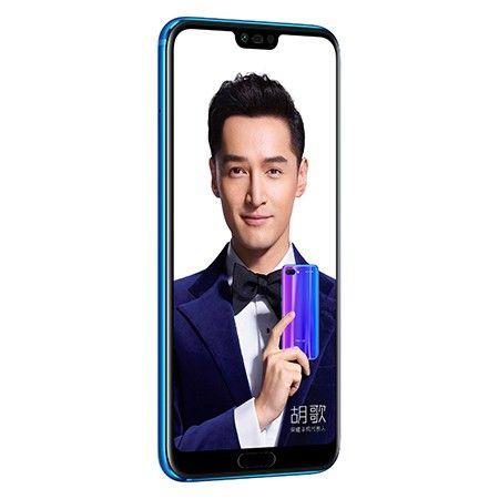 """Smartphone 5.84"""" Huawei Honor 10 COL-L29 - 128Go, 4Go de Ram, Dual sim, Bleu"""