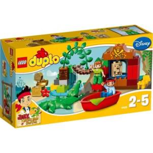 Sélection de Lego Duplo soldés Ex : Jake et Peter Pan - n°10526