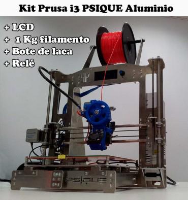 Kit Imprimante 3D Prusa i3 Psique - Cadre en aluminium