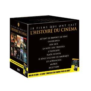 10 films qui ont fait l'histoire du cinéma - Coffret - L'histoire du cinéma pour les nuls
