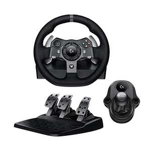 Logitech G920 / G29 Driving Force + shifter- volant PC / XBOX One / PS4