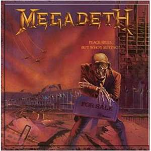 Megadeth - Peace Sells...But Who's Buying? - Edition Deluxe 5 CD + 3 Vinyles