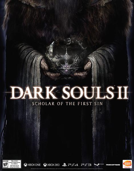 Jeu  Dark Souls II : Scholar of The First Sin sur PS3