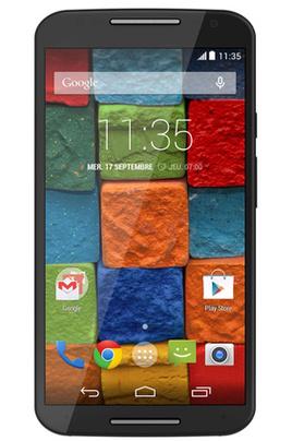 """Smartphone 5,2"""" Motorola Moto X 2ème génération (Snapdragon 801, RAM 2Go, Rom 16Go...)"""