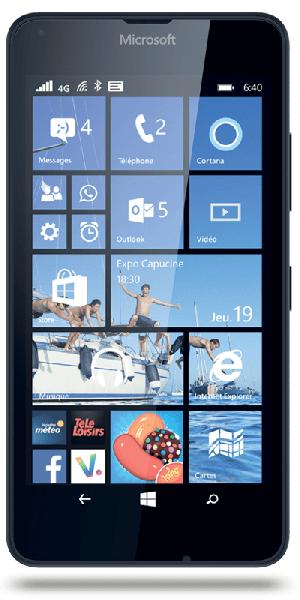 "Smartphone 5"" - 4G - Microsoft Lumia 640 (ODR 30€)"