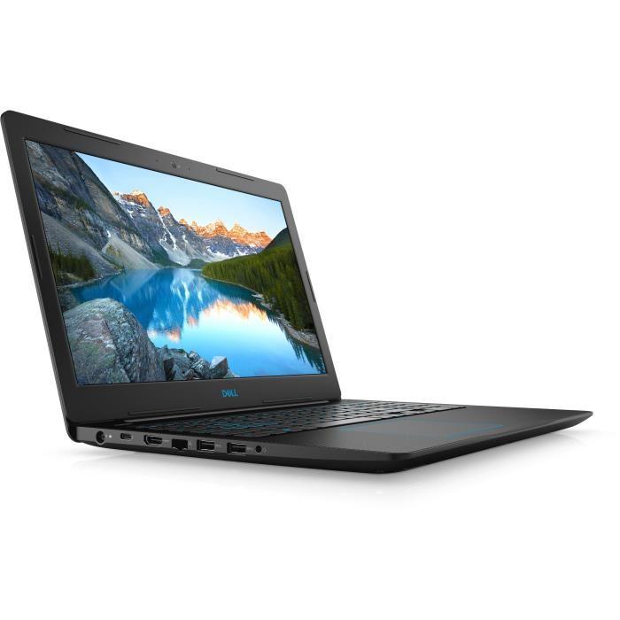 "PC Portable 15.6"" Dell Inspirion G3 15-3579 (i5-8300H, 8Go RAM, 1To HDD + 128Go SSD, GTX 1050 4Go)"