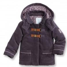 Jusqu'à -70% sur une sélection d'articles - Ex: manteau velours à capuche
