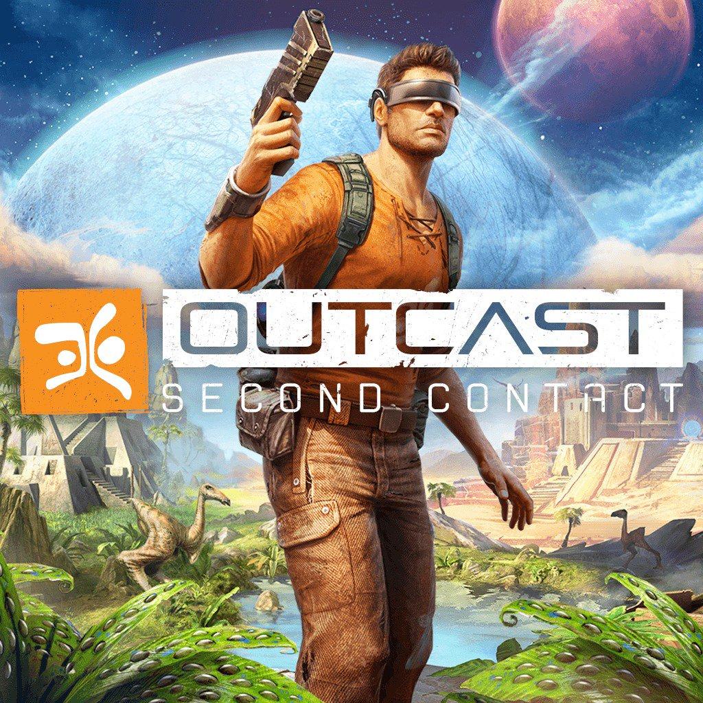 Outcast Second Contact Gratuit sur PC (Dématérialisé - DRM-Free)