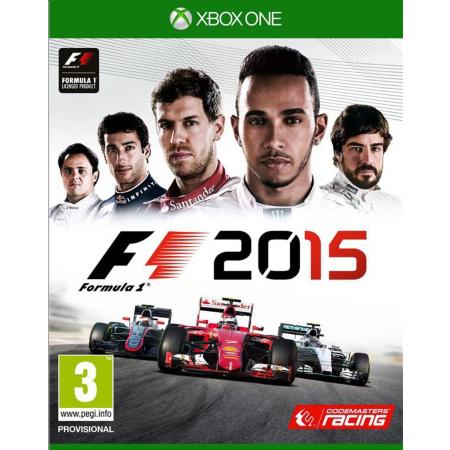 Précommande: Jeu F1 2015 sur Ps4 et Xbox One