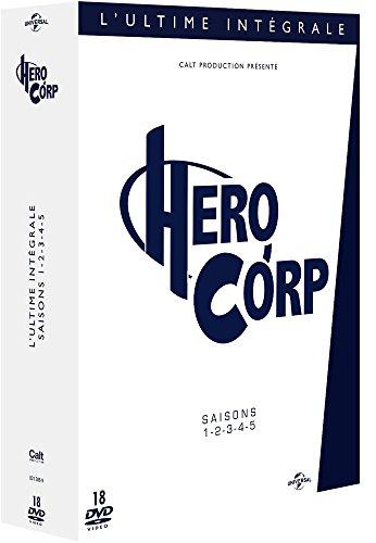 Coffret DVD : Hero Corp l'Intégrale