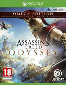 Xbox One / ps4 Assassin's Creed Odyssey ANG/FR
