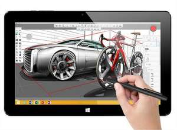 "Tablette 10.6"" Cube i7 Stylus"