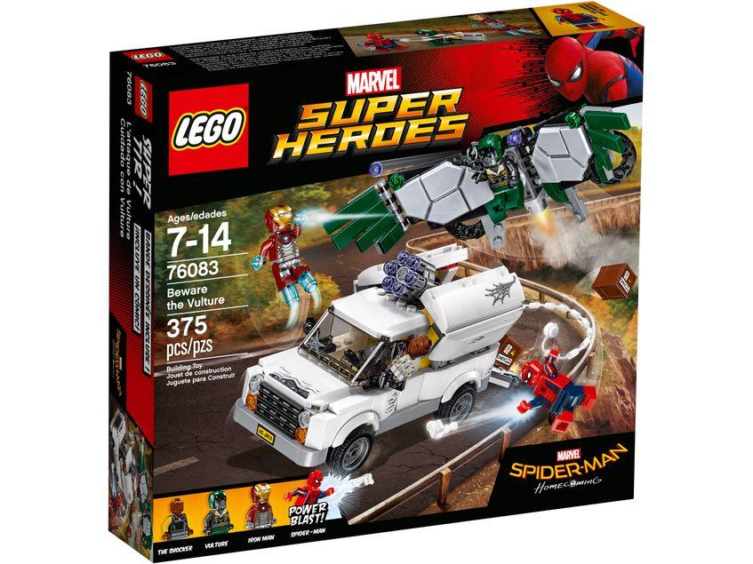 Lego - L'attaque aérienne de Vautour - 76083