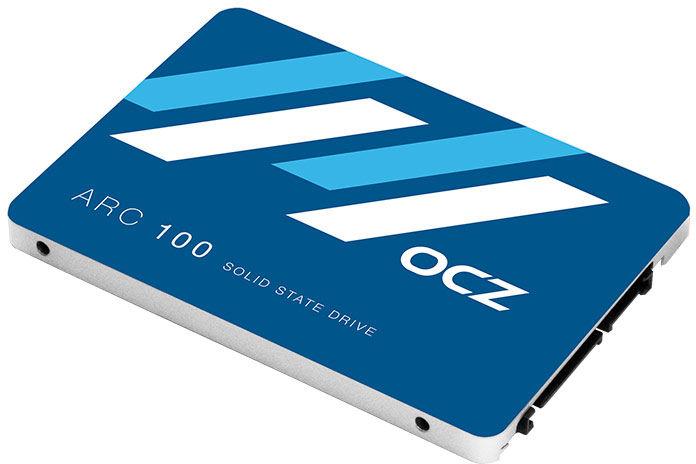 """SSD interne 2.5"""" OCZ Arc 100  - 240 Go"""