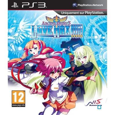 Arcana Heart 3 Love Max PS3
