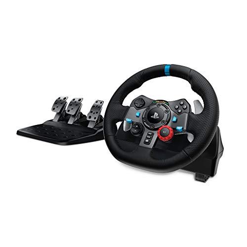 Sélection de promotions Logitech - Ex : Volant de course Logitech G29 + pédalier + levier de vitesse Driving Force Shifter pour PS3/PS4