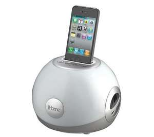 Station iHome iP15 iPhone, iPod