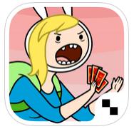 Adventure Time La Guerre Des Cartes gratuit sur iOS (au lieu de 3,99€)