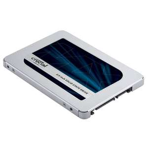 """SSD interne 2.5"""" Crucial MX500 CT2000MX500SSD1 - 2 To (+22,49€ SP)"""