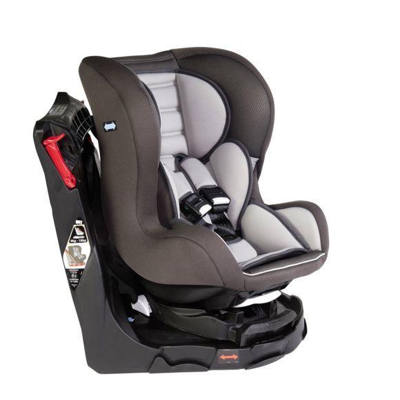Siège auto pivotant Tex Baby Groupe 0/1-Anthracite