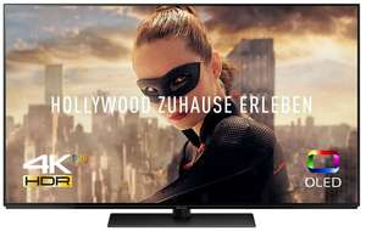 """[Carte cumulus] Tv 65"""" Panasonic TX-65FZC804 - OLED 4K (Frontaliers Suisse)"""