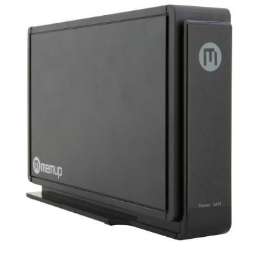 Disque dur Memup Kwest LAN 1To 3,5 pouces avec port ethernet