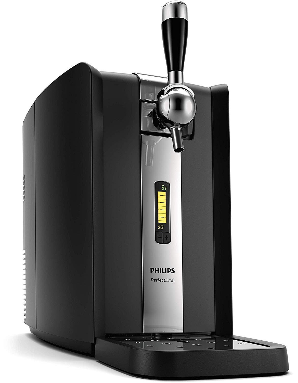 Tireuse à bière domestique Philips HD3720/25 PerfectDraft pour des Fûts de 6L