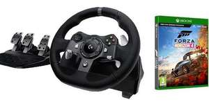 Volant Logitech G920  Xbox One & PC  + Forza Horizon 4