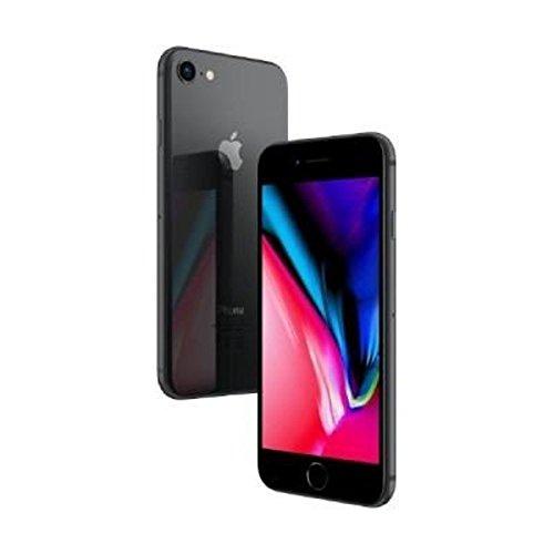 """Smartphone 5.5"""" Apple iPhone 8 Plus - full HD, A11, 3 Go de RAM, 256 Go, gris"""