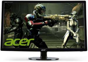 "Ecran PC 27"" Acer S271HLAbid Full HD"
