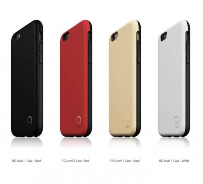 Coque de Protection pour iPhone 6 (Certification Militaire)