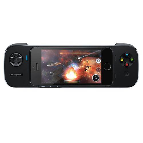 Contrôleur de jeu Logitech Powershell + Batterie pour iPhone 5 / iPod Touch 5