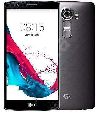 "Smartphone 5.5"" LG G4 Blanc ou Titane"
