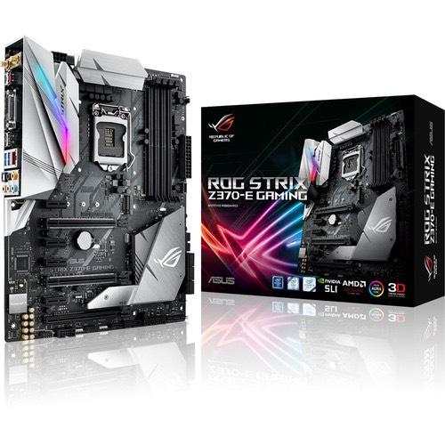 Carte mère ATX Asus ROG STRIX Z370-E Gaming