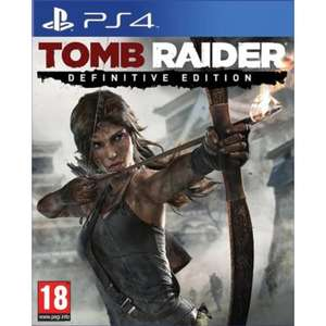 Tomb Raider Definitive Edition sur PS4 et XBOX One