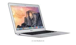 "MacBook Air 13,3""  reconditionné  (Intel Core i5 bicœur à 1,6 GHz, 4 Go ram, 128 Go SSD)"