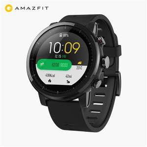 Montre Connectée Xiaomi Huami Amazfit Stratos 2
