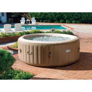Spa gonflable rond Intex Purespa (4 places)