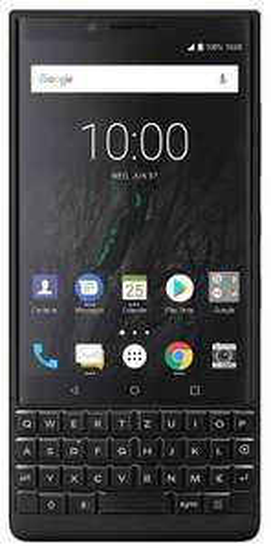 Smartphone 4,5'' Blackberry Key2 Black, Dual SIM, ROM 64 Go, RAM 6 Go [QWERTZ]