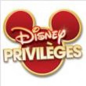 50 points Disney privilèges gratuits