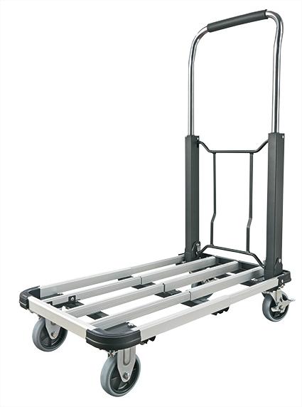 Chariot de transport en aluminium