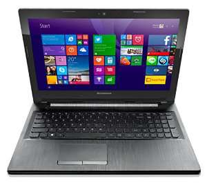 """PC Portable 15,6"""" Lenovo G50-80 - Intel i3 4005U - 4Go de RAM - Disque dur 1To - Windows 8.1 (avec ODR TVA)"""